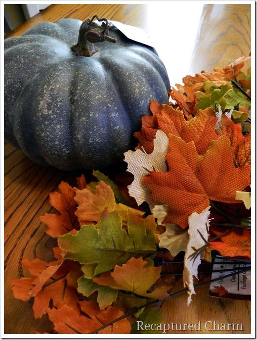 leafy pumpkin 2