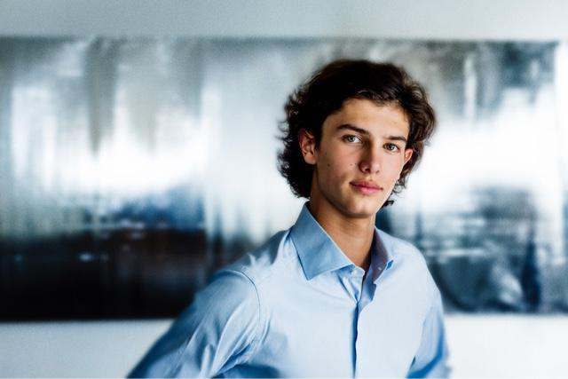 eb202cad ♔ Tomorrow´s Crowned Heads ♔: Prins Nikolai 18 år