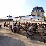 Parc de Sceaux : terasse et café
