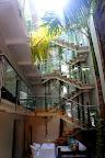 Tia restraunt stairway.JPG