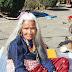 Portret van een Tibetaanse