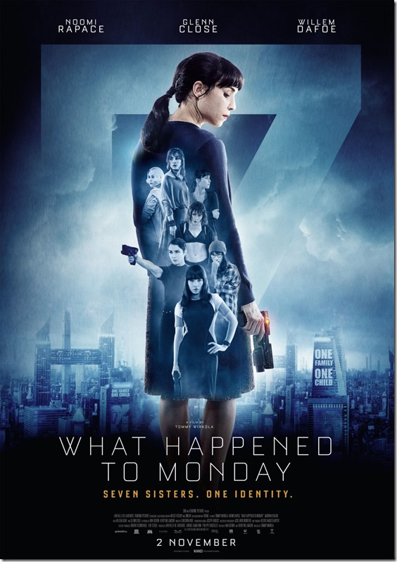 What Happened to Monday-8