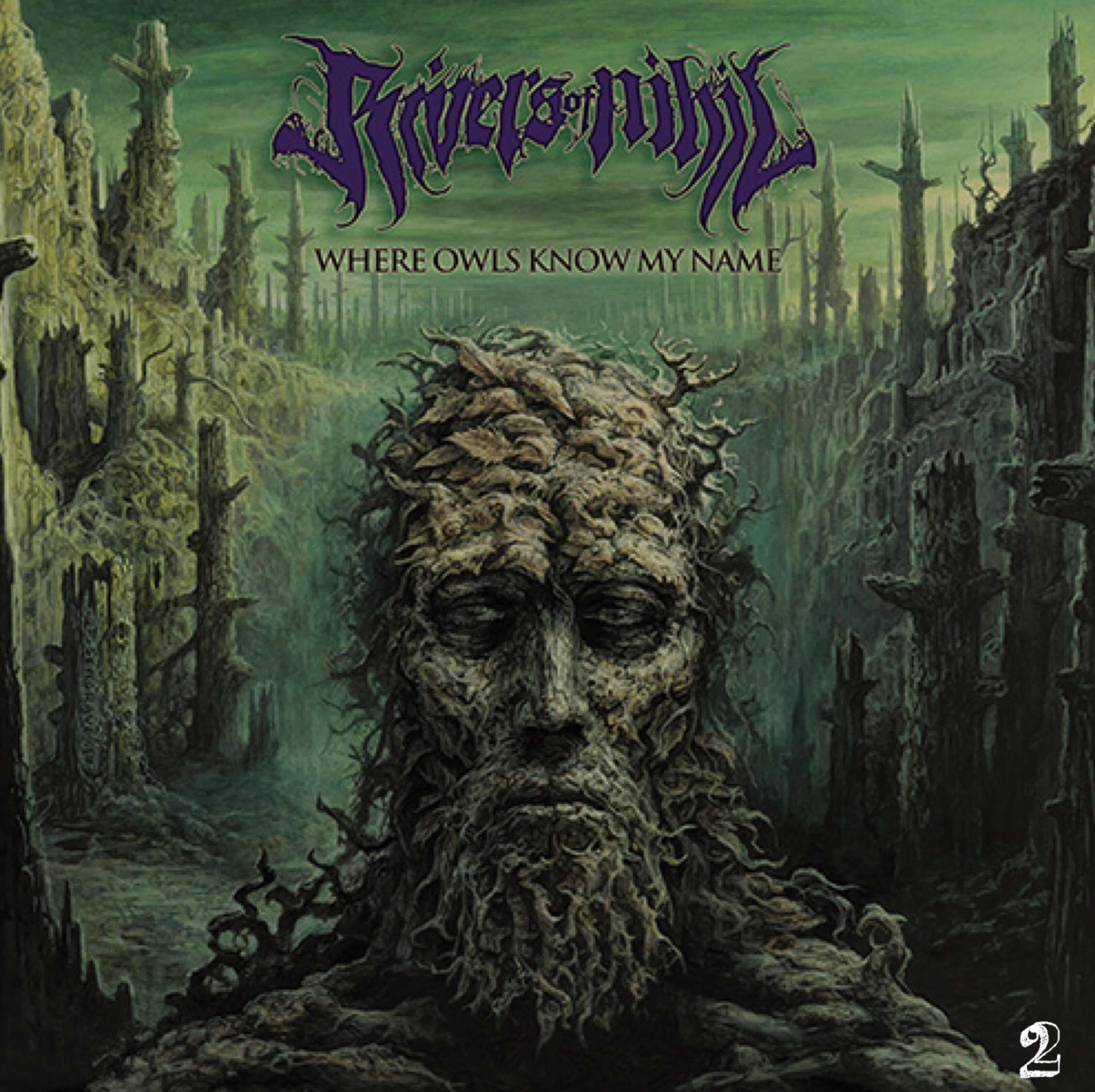"""Rivers Of Nihil """"Where Owls Know My Name"""""""
