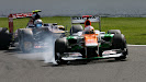 Paul di Resta Force India VJM05