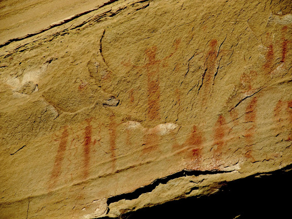 Ferron Box pictographs