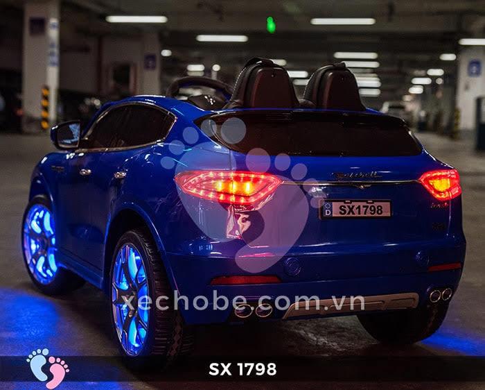 Xe hơi điện cho bé Maserati SX-1798 13