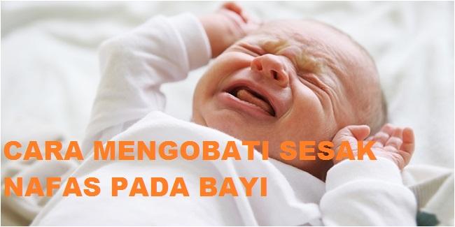 Cara Mengatasi Sesak Nafas Pada Bayi Dengan QNC Jelly Gamat