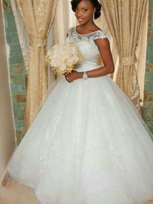 TRADITIONAL AFRICAN WEDDING DRESSES STYLES 2