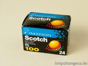 Imation Scotch 100