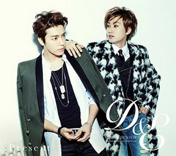 [MUSIC VIDEO] SUPER JUNIOR DONGHAE & EUNHYUK – Present (2015/4/1)