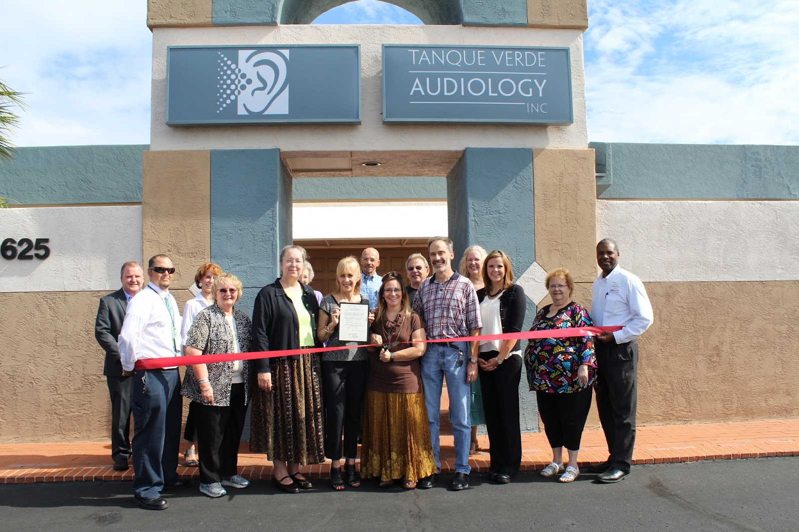 Same great service, new location! Tanque Verde Audiology has been a staple in the Tucson community for the past fifteen years. We provide professional assessment and objective measurement as we embark on the journey toward better hearing healthcare alongside our patients and their families.  Tanque Verde Audiology 5625 E. Grant Road, 85712 (520) 751-3901