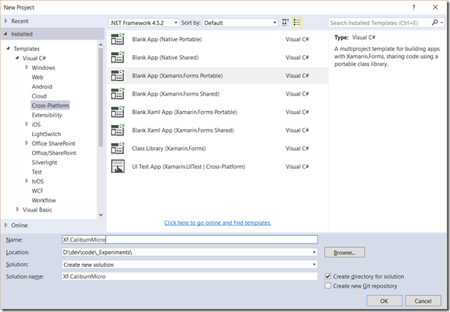 the urban canuk, eh: Getting Started with Xamarin Forms and