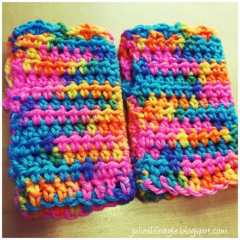 Julie S Creative Lifestyle Five On Friday Five Crochet