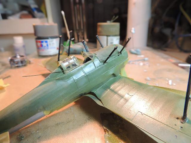 [Airfix] Gloster Gladiator DSCN1868