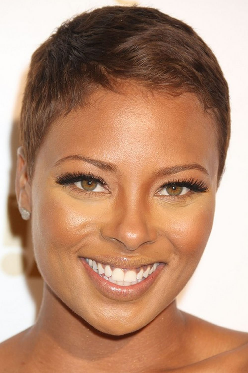 Very Short Pixie Hair for African American - Fashion 2D