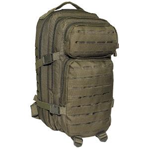 Рюкзак MFH 30335 оливкового кольору 30 л