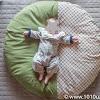 2か月の息子に寝てもらったところ