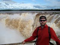 Devils Throat, Iguazu Falls