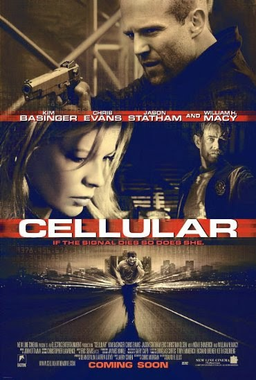 Poster Of Cellular (2004) Full Movie Hindi Dubbed Free Download Watch Online At Alldownloads4u.Com