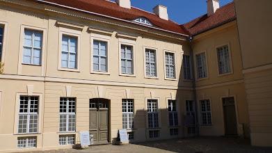 Photo: Im Schlosshof