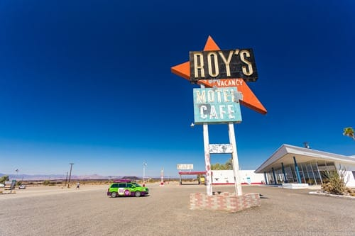 Jucy Road Trip Across the US