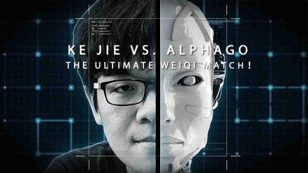 Ke Jie vs AlphaGo match.jpg