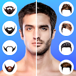 Man Hair Mustache Style : Boy Photo Editor 1.2