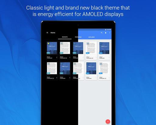 FullReader – e-book reader 4.0.7 screenshots 10