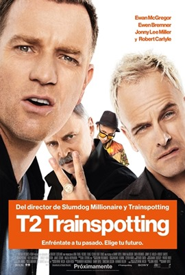 Poster Trainspotting2
