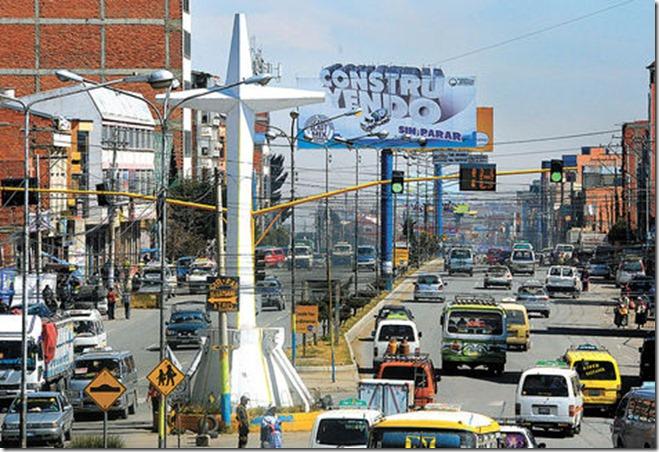 Los peligros de El Alto