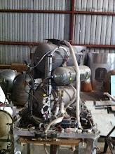 Photo: Engine