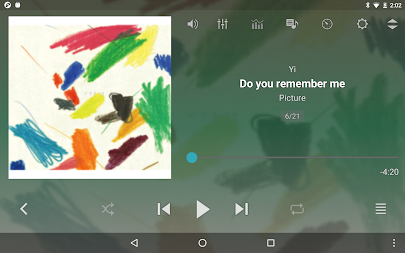 jetAudio HD Music Player APK screenshot thumbnail 11