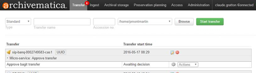 SIP approval through Archivematica Rest API - Google Groups