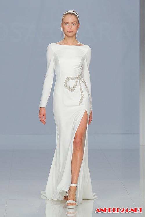 BST váy cưới đơn giản mà không đơn điệu của Rosa Clara