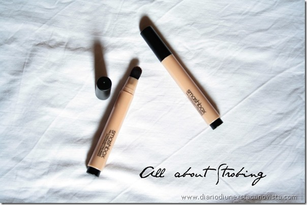 smashbox halo highlight wand
