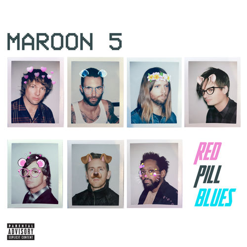 Red Pill Blues (Deluxe) – Maroon 5 (2017)