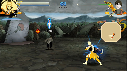 SAIU!! Naruto Storm 5 Mod Para Android (PPSSPP) +(!Download)