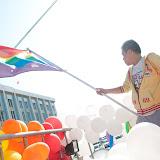 2011第一屆中台灣同志遊行「異同站出來」照片精選