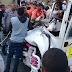 Choque entre minibús y patana deja seis personas heridas en la 6 de Noviembre