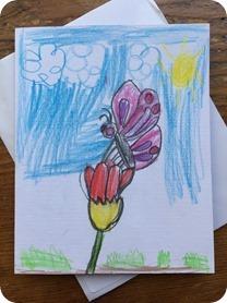 Elaine's Card for Grams