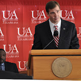 UACCH-Texarkana Creation Ceremony & Steel Signing - DSC_0150.JPG