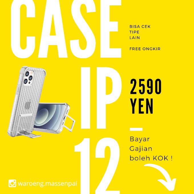 Case IPHONE 12