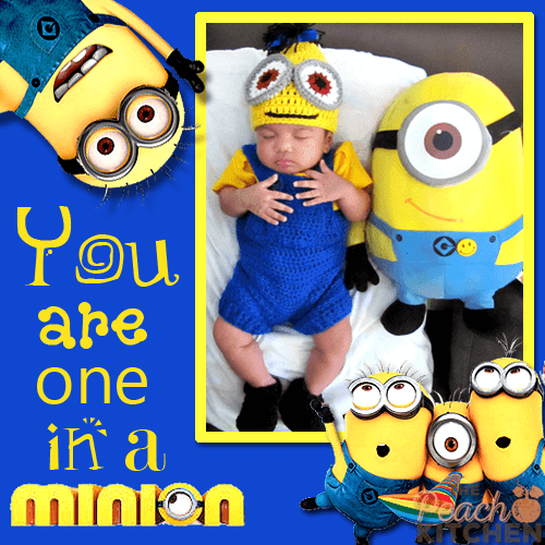 Twinkle's 2nd Month Minions Party