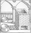 The Calcinatory Furnace Taken From Geber Works London 1678
