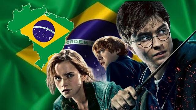 7 de setembro Dia da Independência do Brasil - Onde assistir aos filmes de Harry Potter