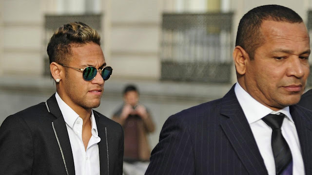 Why Son Dumped Barcelona For PSG  Neymar's Father Reveals