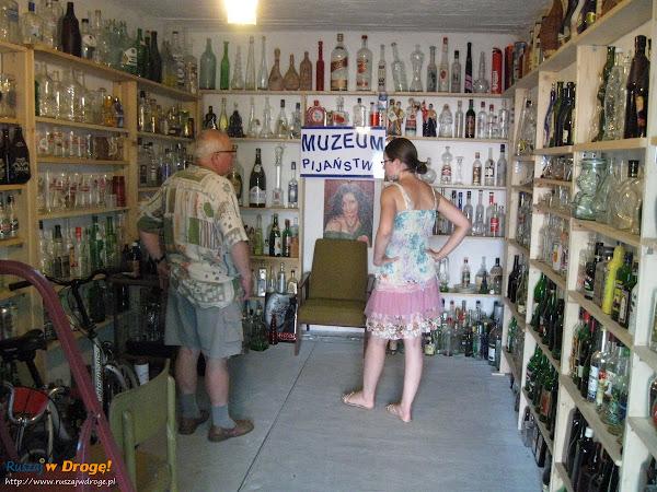 muzeum pijaństwa Gołąb