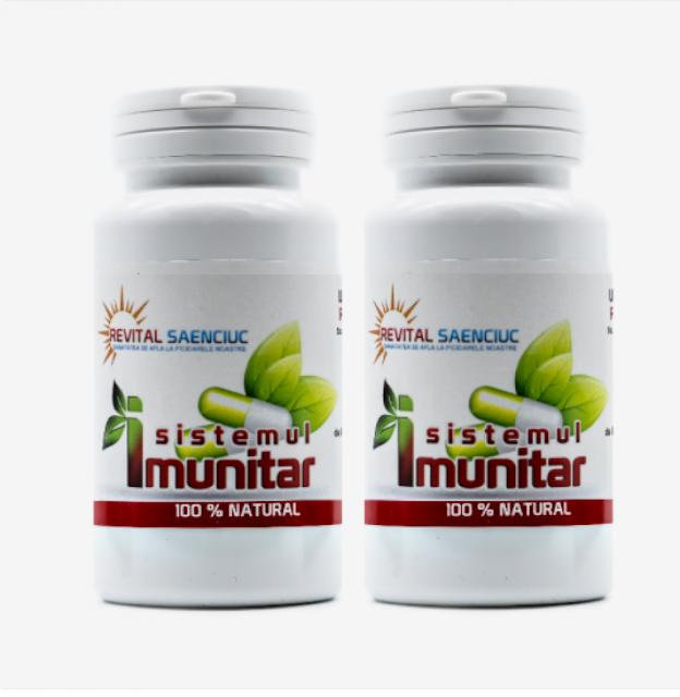 Revital Saenciuc te imunizează cu ajutorul produselor naturiste