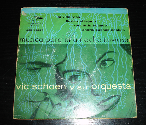 VIC SCHOEN y su orquesta single..años