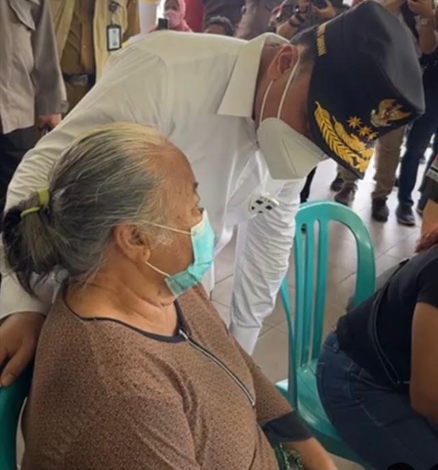 Menuju Target Pencapaian, Gubernur Sugianto Minta Proaktif dalam Vaksinasi Covid-19